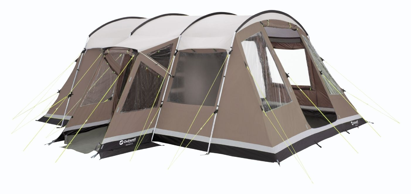Outwell Deluxe Montana 6 Tent 2012 Model Ebay