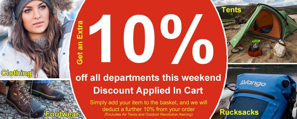 10% Sale now on