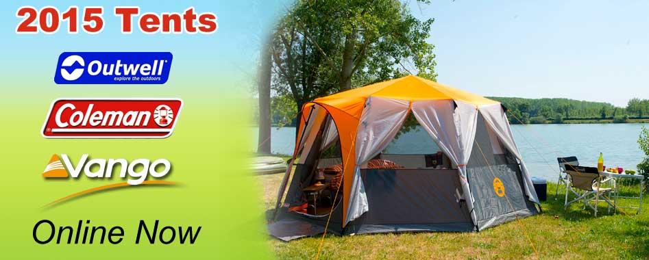 2015 Tents