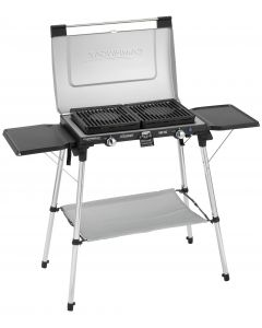 Campingaz 600 Series-SG with Griddle and Stand