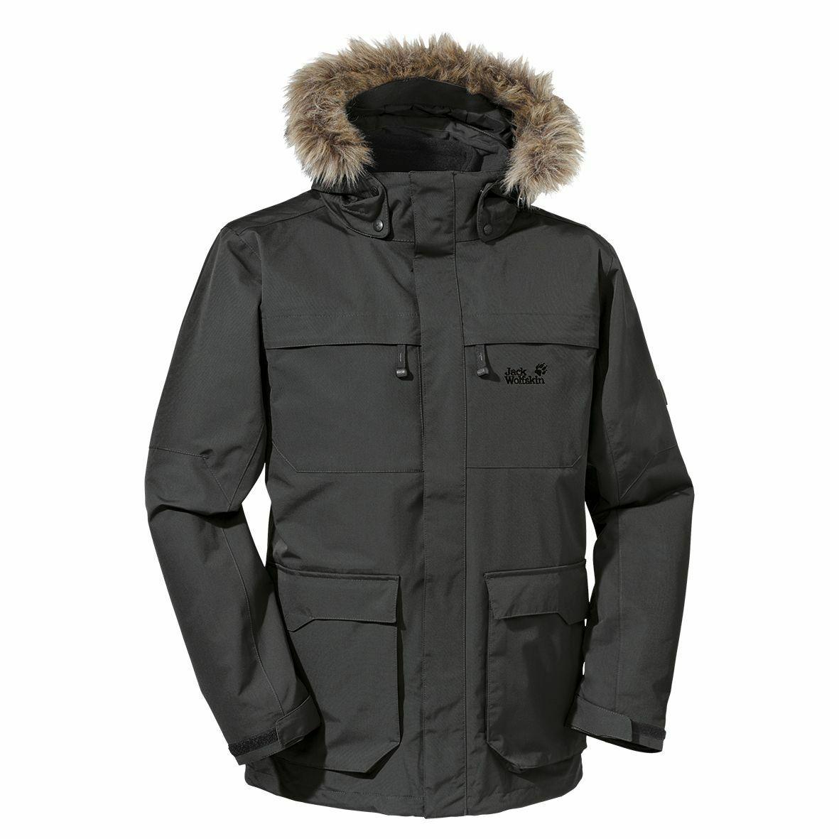 Jack Wolfskin Westport Parka 3in1 Jacket Outdoor World