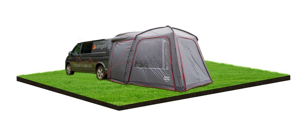 Vango Tailgate Pole Low DriveAway Awning (2021) - Outdoor ...