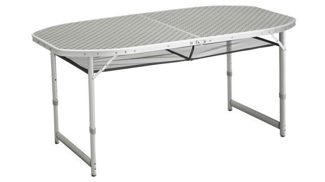 Outwell Hamilton Camping Table grey 2019 folded table