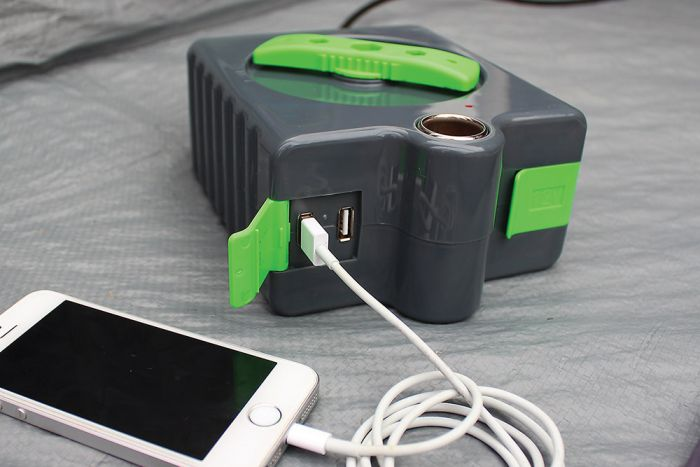 Outdoor Revolution USB Charging Hub