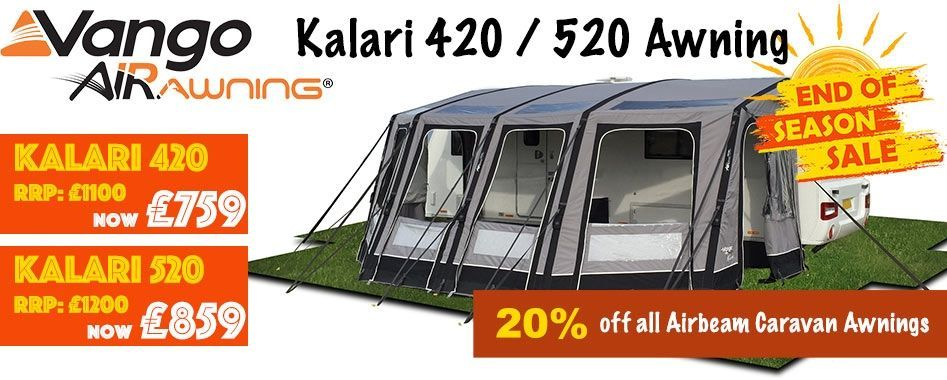 20% off all awnings
