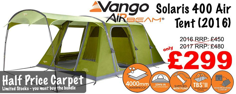 just £299.99 from £450