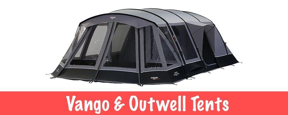 Vango & Outwell tents